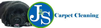 J and S Carpet Cleaning Logo